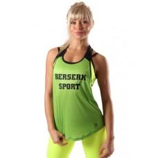 Майка BERSERK SWING FIT green